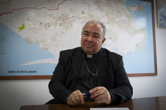 O cardeal Dom Orani João Tempesta. / RAFAEL FABRES