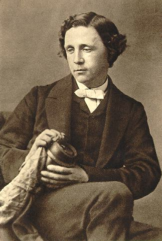 Charles Lutwidge Dodgson (Lewis Carroll (1832-1898)