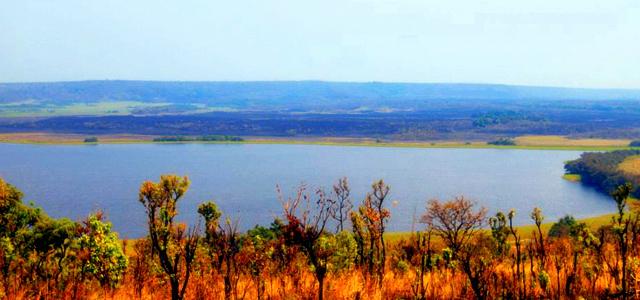Luanda Norte. Lagoa Carumbo