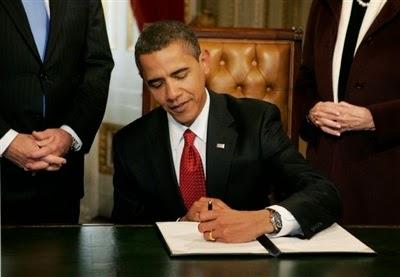 Obama, outro canhoto famoso