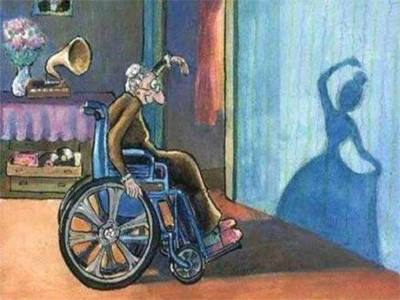 velhofobia cadeirante