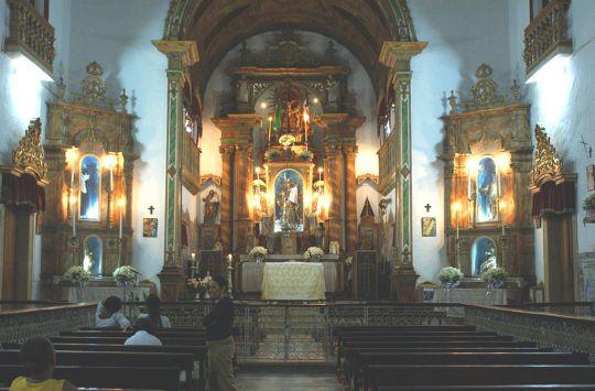 Igreja Rosário dos Pretos. Clique nas fotografias para ampliar