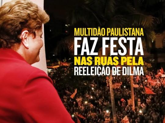 Dilma São Paulo