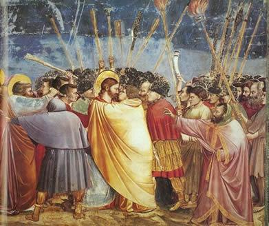 Giotto_Kiss_of_Judas_scrovegni