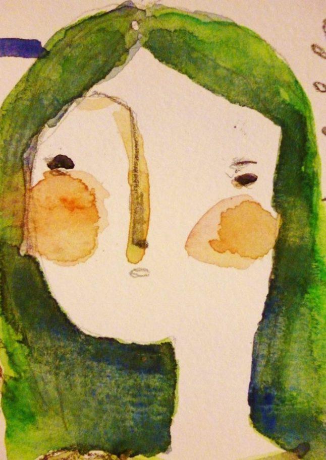 Barbara desenho 2