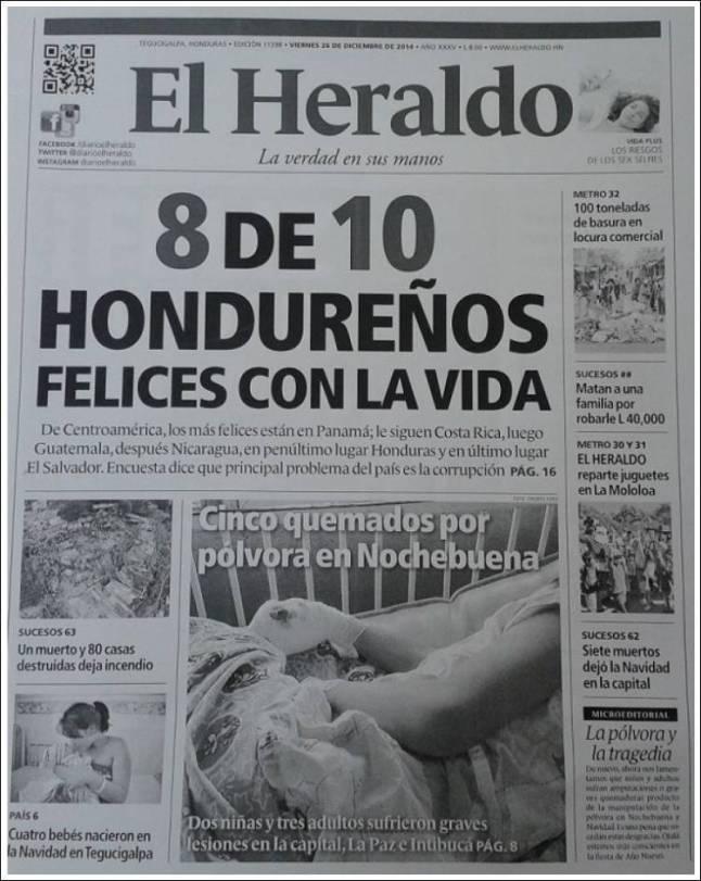 Edição de hoje. A manchete lembra o Brasil prá frente e feliz dos tempos do ditador Médici