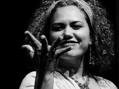Nina Rizzi, foto revista Pessoa