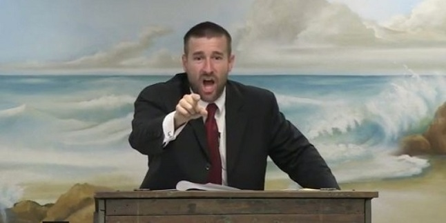 Pastor Steven Anderson