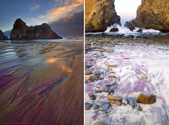 13 – Pfeiffer Beach, Califórnia