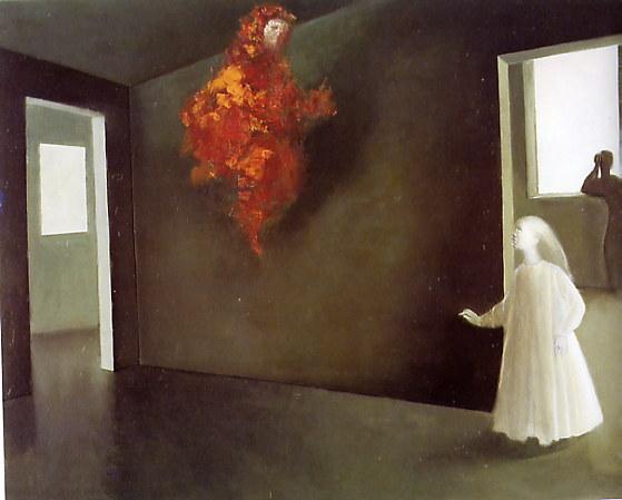 Alma de vermelho, Leonor Fini