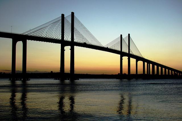 Natal, Ponte Newton Navarro