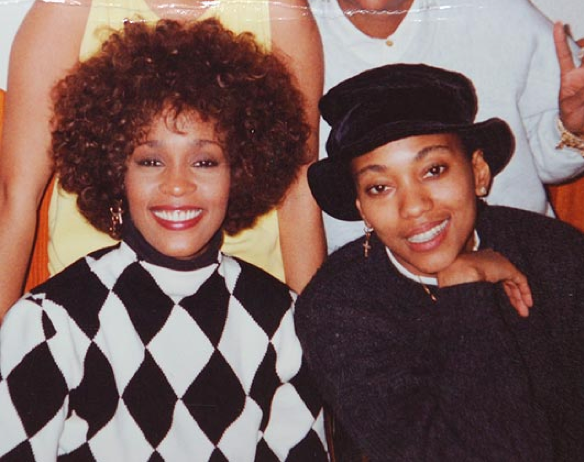Whitney Houston's longtime friend Robyn Crawford for Lifetime Biopic