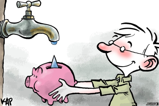 água KAP