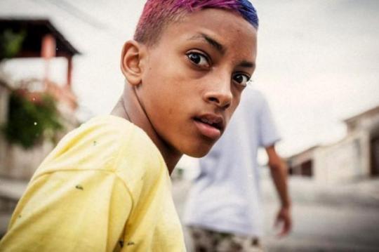 MC Brinquedo, 13 anos, funkeiro
