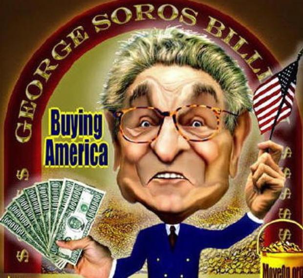 George Soros, o maior acionista da Petrobras. Um dos principais beneficiados pela Operação Lava Jato