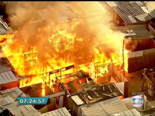 incêndio 1
