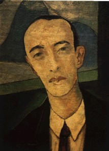 Murilo Mendes, pintura de Guignard