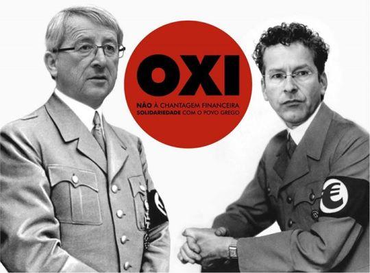 grécia oxi nazista 1