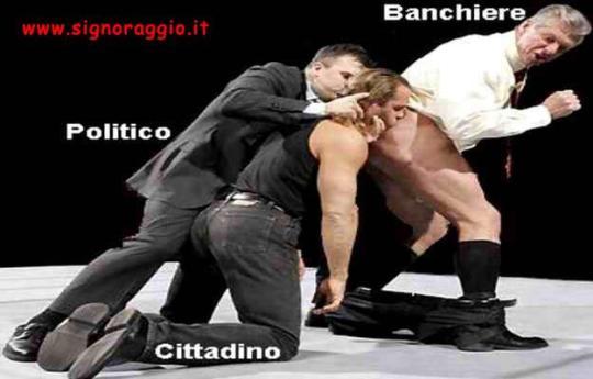 indignados bunda banqueiros