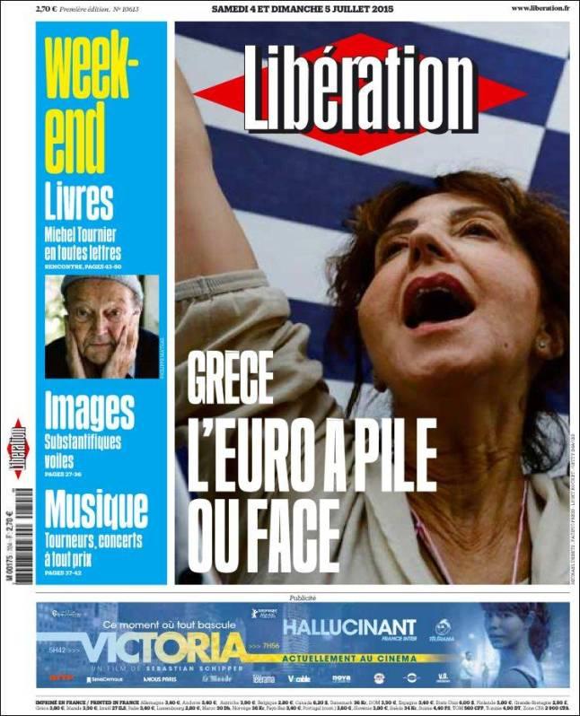 liberation. euro europa