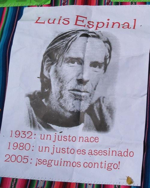 Luis Espinal