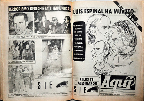 Portada-Semanario-asesinato-Luis-Espinal