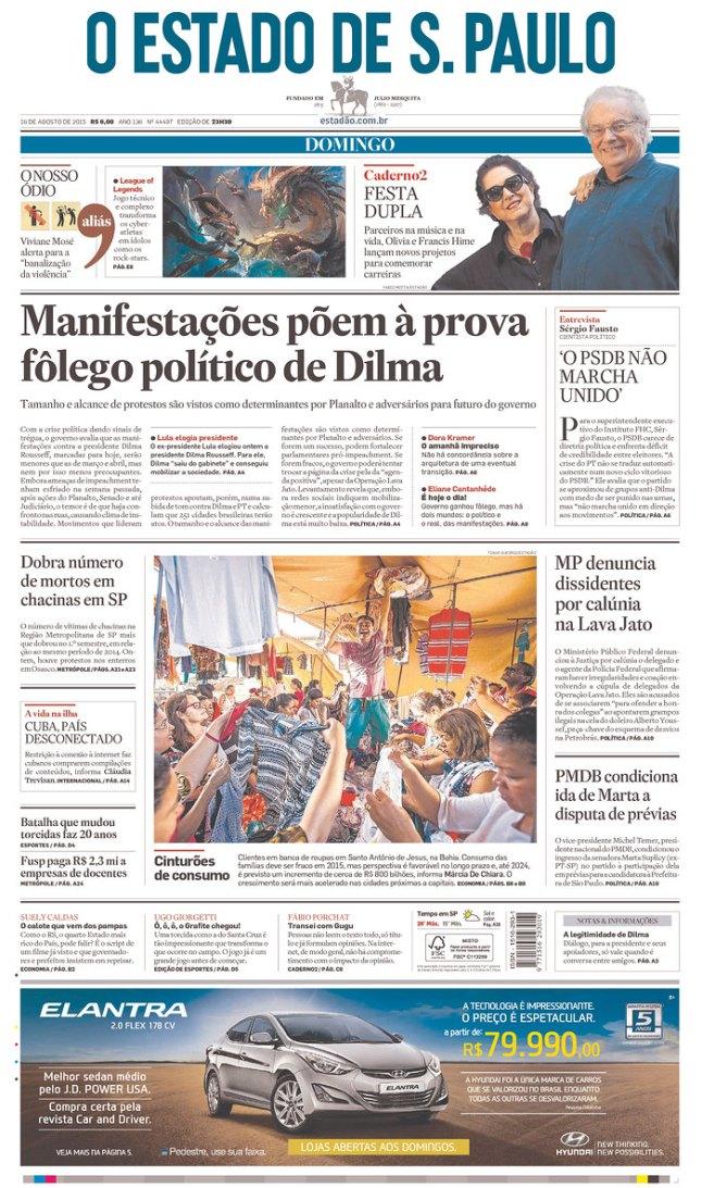 FEZ A CAMPANHA DO GOLPE DE 64 QUE DERRUBOU JANGO