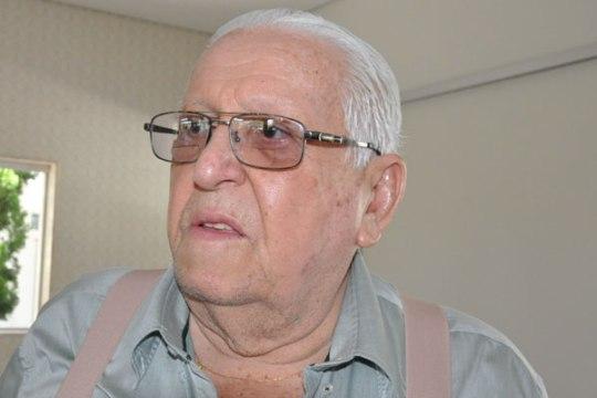 Ticiano Duarte tinha 84 anos e participava do Flipipa