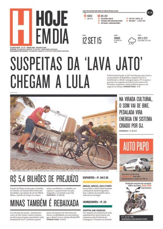 BRA_HED Belo Horizonte PF Lula