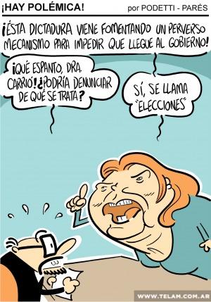 ditadura eleições