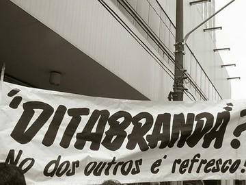 Grupo que apoiou e defendeu a ditadura volta a ameaçar governo eleito pelas vias democráticas