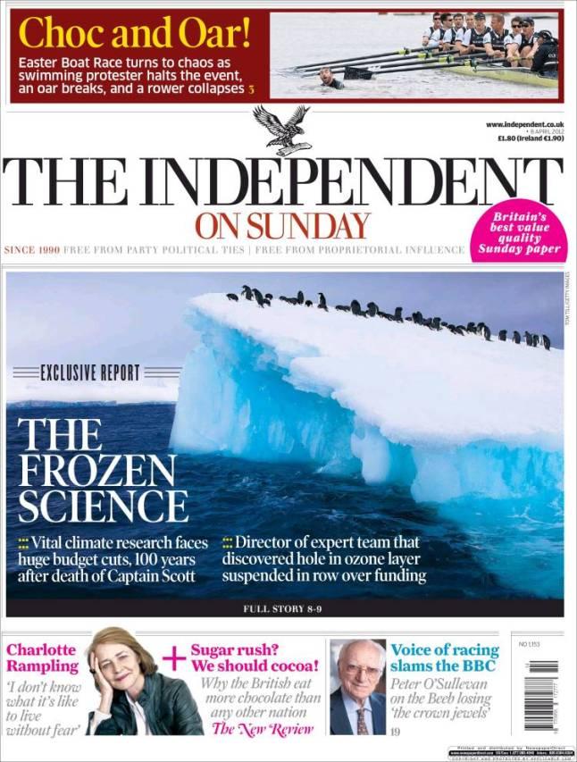 indignados clima