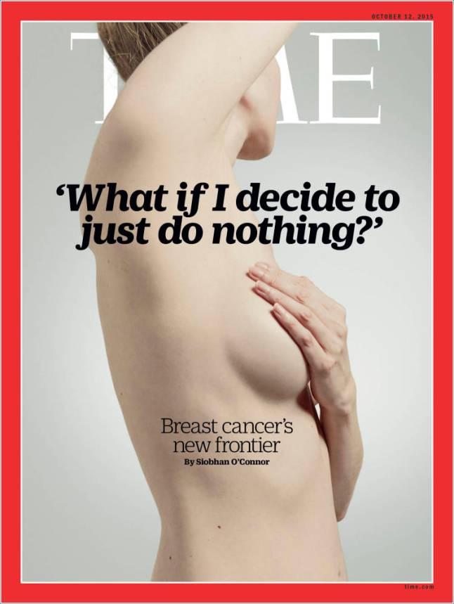 time. cancer mama
