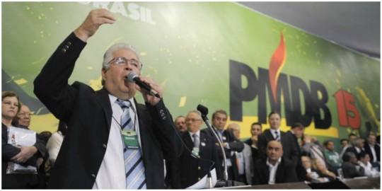 """PRÉ-SAL """"As elites querem entregar, vender, o que não lhes pertence"""", denuncia Requião"""
